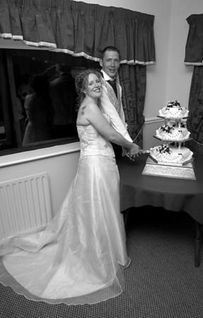 Claire and Simons Wedding
